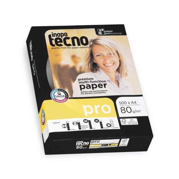 Palettenpreise Kopierpapier Druckerpapier inapa tecno pro 80g A4