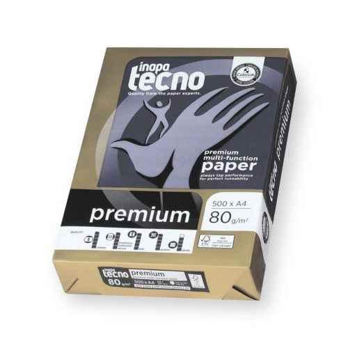 Palettenpreise Kopierpapier Druckerpapier inapa tecno premium 80g A4