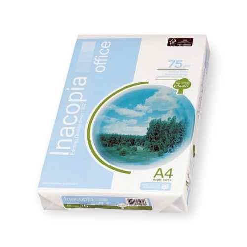 Palettenpreise Kopierpapier Druckerpapier Inacopia office 75g A4