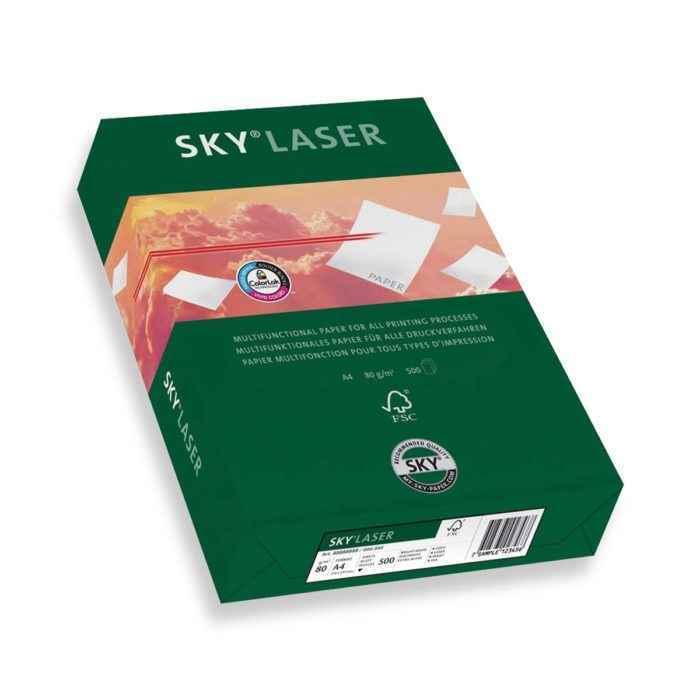 Palettenpreise Kopierpapier Druckerpapier SKY LASER 80g A4
